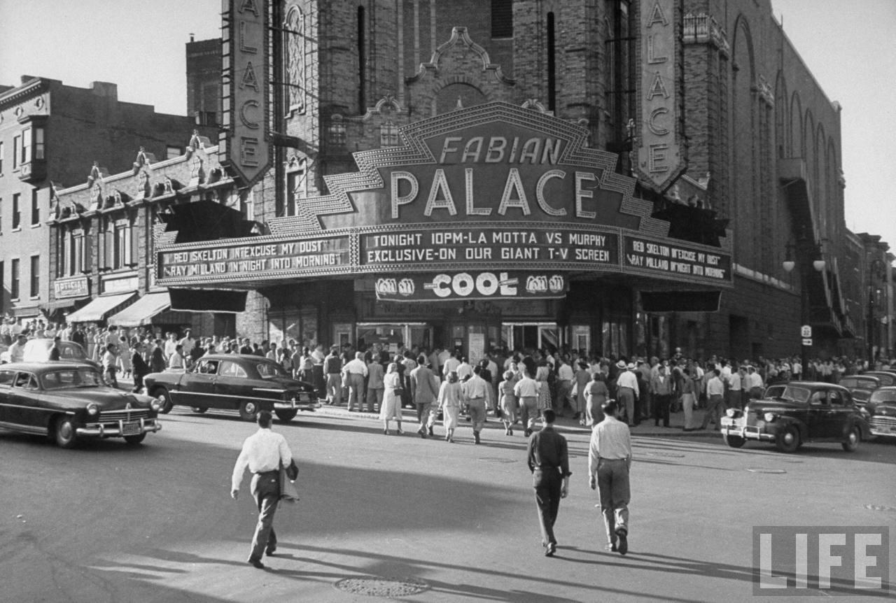 History | Palace Theatre Albany