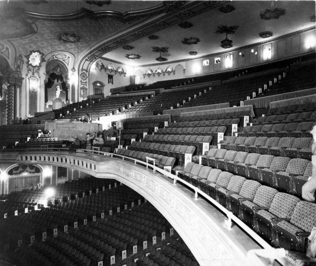 History Palace Theatre Albany